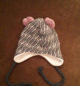 Новая шапка 50-54р Осень-Зима