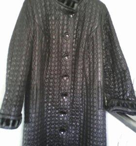 Пальто новое р 52-54