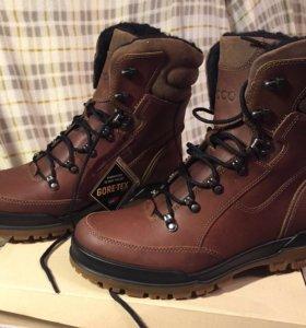 Новые (зимние) ботинки ECCO 44р