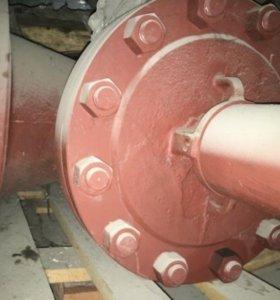 Клапан 7с-6-3 DN 250/300 PN2.5. новый. Россия