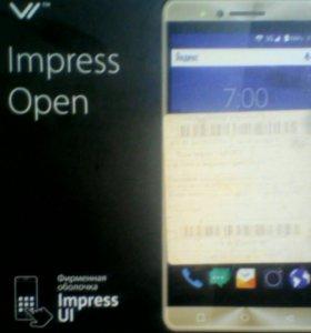 Vertex impress open