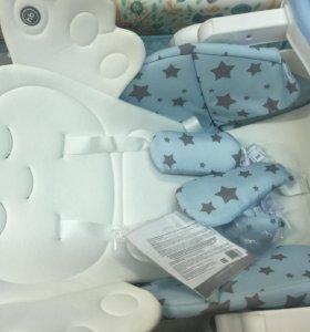 Новый матрасик на стул для кормления