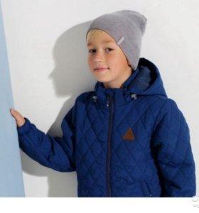 Куртка новая crockid 122-128 для мальчика