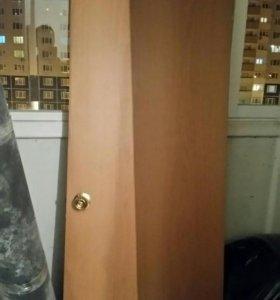 Дверь на 60