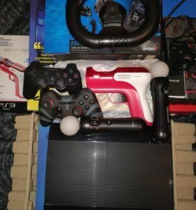 Sony Playstation 3 slim 500 gb.