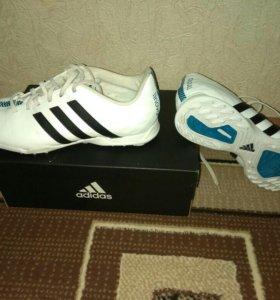 Сороконожки Adidas.
