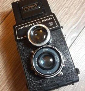 """Фотоаппарат Ломо """"любитель 166В"""""""