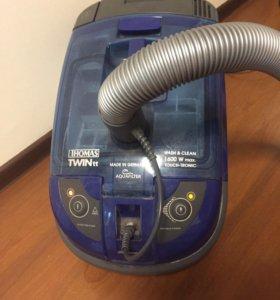 Моющий пылесос THOMAS TWIN TT 1600w с аквафильтром