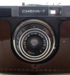 """Фотоаппарат """"ломо смена-7"""""""