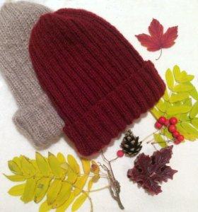 Вязаные шапки и другие изделия на заказ