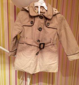 Zara куртка
