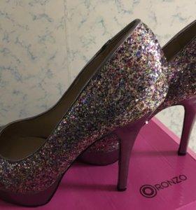 Туфли размер 39,5