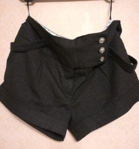 Шорты и юбка