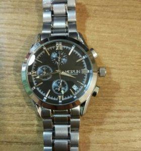 Мужские часы MODUN, хронограф.