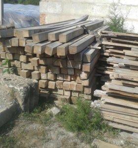 Брус деревянный.100*100