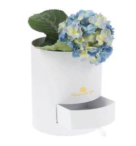 Коробка подарочная для цветов с ящиком