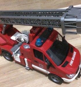 🚒Крутая и качественная Пожарная Машина