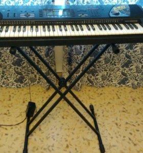 Синтезатор Casio WK-1300