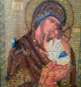 Икона Пресвятая Богородица (Ярославская)