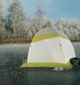 зимняя палатка лотос 3 б\у в хорошем состоянии