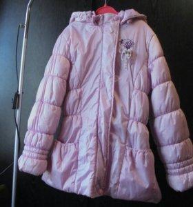 Куртка осенне-весенняя. Рост 134-140