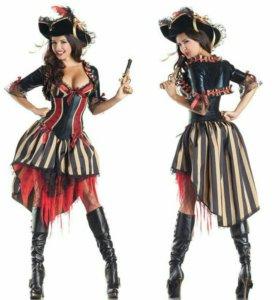 Костюмы карнавальные. Пираты. Прокат.