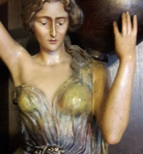 Скульптура напольная