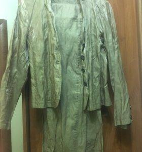 Костюм(брюки и пиджак)