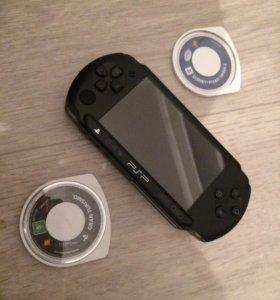 Sony PSP+2 диска
