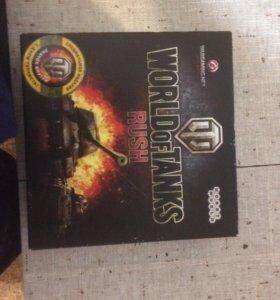 Настольная игра World of Tanks