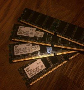 Оперативная память DDR1