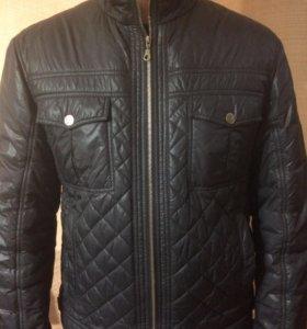 Куртка мужская стёганная