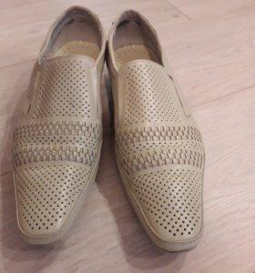 Туфли мужские, размер 39
