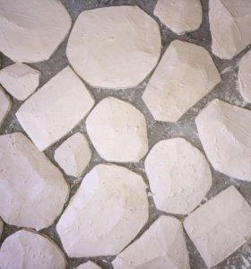 Декоративный гипсовый камень на заказ