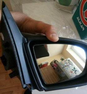 Зеркало наружнее правое Опель корса электропривод