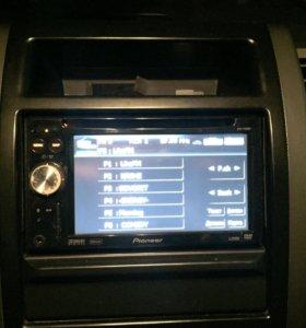 Pioneer avic f900bt DVD USB ........