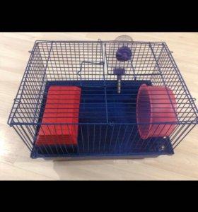 Клетка для мелких грызунов «Гоша»