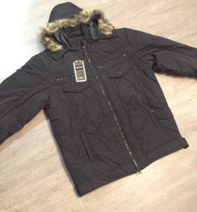 Зимняя мужская куртка 54 размер