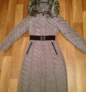 НОВОЕ теплое пальто
