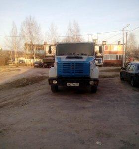 доставка песка щебня земли навоза и др грузов