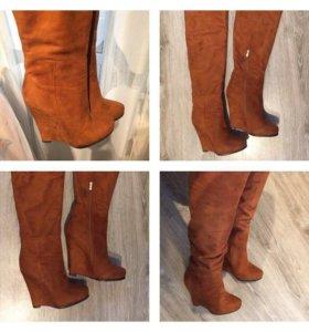 Женские вещи пакетом(одежда и обувь)