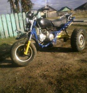 Трицикл Орион 125
