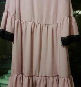 Новое платье летнее