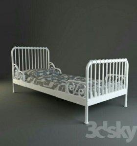 Раздвижная кровать Миннен