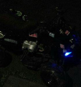 Квадроцикл Avantis 70cc