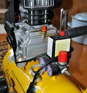 Компрессор воздушный электрический 220 в