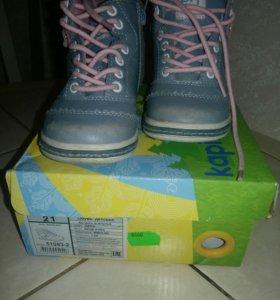 Обувь на девочку20-24