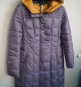Пальто осень-зима 52-54