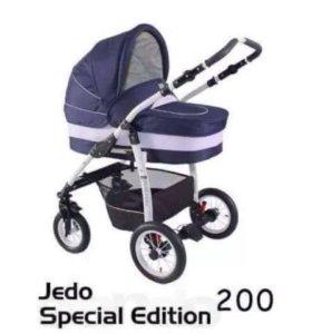 Коляска 2в1 Jedo
