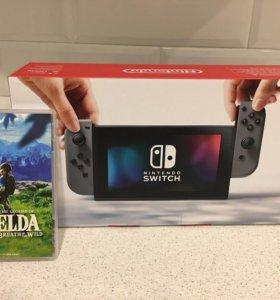 Nintendo Switch+ игра